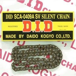 Ogniwo łączące nitowane łańcucha rozrządu didsca0409sv didsca0409sv-pl