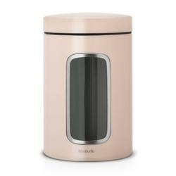 Brabantia - pojemnik z okienkiem – 1.4l - różowy