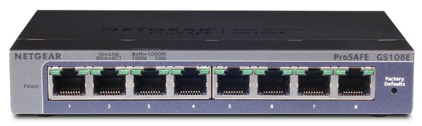 Switch netgear gs108e-300pes - szybka dostawa lub możliwość odbioru w 39 miastach