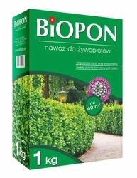 Biopon, nawóz granulowany do żywopłotów, 1kg