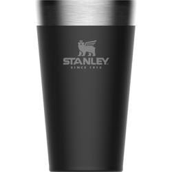 Kufel termiczny Stanley Adventure 0,47 Litra, czarny mat 10-02282-058