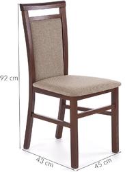 Krzesło do jadalni eryk 3 wengeszary