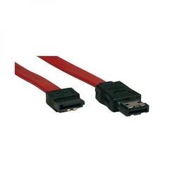 Kabel do dysku twardego datový eSATA, SATA M- eSATA M, 0.5m, czarny