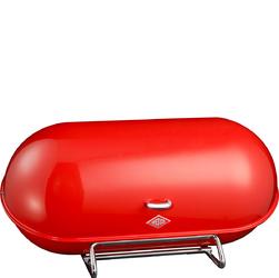 Stalowy pojemnik na pieczywo czerwony Breadboy Wesco 222201-02