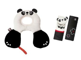 Zestaw podróżny 0-12 msc - panda