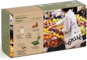 Torba na zakupy i naczynie do mikrofalówki zero waste lekue 3504600v16