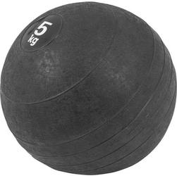5 kg piłka lekarska treningowa slam ball gumowa gorilla sports