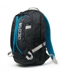 DICOTA Backpack Active XL 15-17.3 blackblue