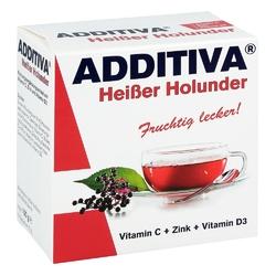 Additiva gorący bez czarny proszek