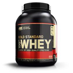 OPTIMUM NUTRITION Whey Gold Standard - 2270g - Banana Cream