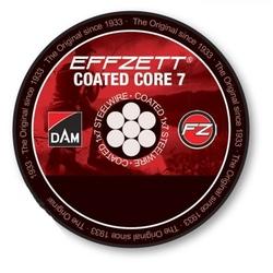 Materiał przyponowy dam effzett coated core 7 40cm 20kg