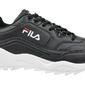 Fila overtake 25y black 1010928-25y 41 czarne