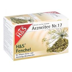 Hs herbata z kopru włoskiego saszetki