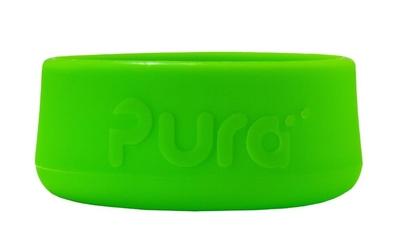 Nakładka ochronna na spód termobutelki, zielona, pura - zielony