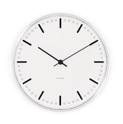 Zegar ścienny City Hall 16 cm