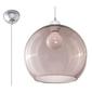 Sollux - lampa wisząca ball - grafit
