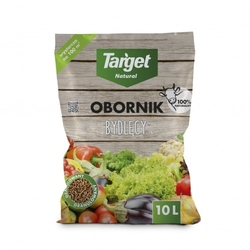 Obornik bydlęcy – granulowany – 10 l target