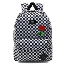 Plecak szkolny vans old skool iii - vn0a3i6rhu0 - custom romantic rose - romantic rose