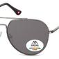 Pilotki okulary aviator montana mp90 polaryzacyjne