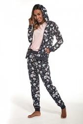 Piżama damska cornette 355215 jessie trzyczęściowa