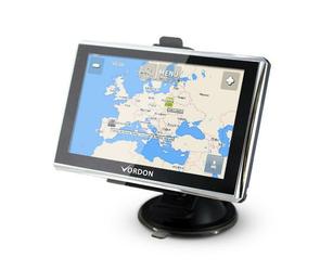 Nawigacja VORDON 7 TIR Mapa Europy Dożywotnia + PREZENT