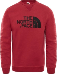 Bluza męska the north face drew peak crew t92zwr3yp