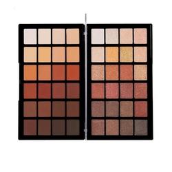 Makeup revolution colour book shadow palette nr cb02 48 1op.