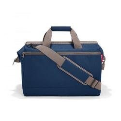 Reisenthel - dark blue - torba allrounder l pocket