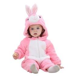 Piżama onesie kigurumi dla dzieci królik