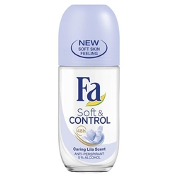 Fa, softcare, dezodorant roll-on, 50 ml