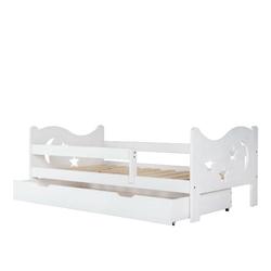 Łóżko dziecięce teddy 80x140 cm