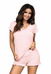Piżama damska agnes 12 różowa donna