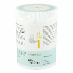 Biochemie Pflüger 1 Fluorek wapnia D12 tabletki