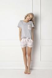 Aruelle Londie Short Grey piżama damska