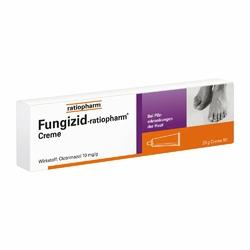 Fungizid ratiopharm  krem na grzybicę stóp