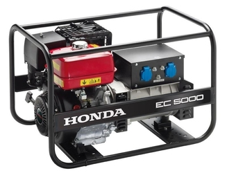 Honda agregat prądotwórczy ec 5000 i raty 10 x 0 | dostawa 0 zł | dostępny 24h |dzwoń i negocjuj cenę| gwarancja do 5 lat | olej 10w-30 gratis | tel. 22 266 04 50 wa-wa