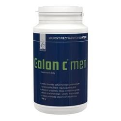 Colon c men 200g nowość - błonnik dla mężczyzn