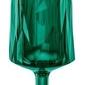 Kieliszek do szampana club zieleń emerald
