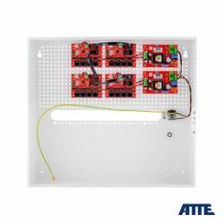 Zestaw do 17 kamer ip switch poe 17p+1up atte ip-17-11-h - szybka dostawa lub możliwość odbioru w 39 miastach
