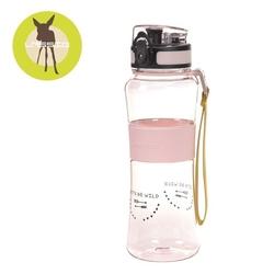 Lassig butelka do picia ze sportowym ustnikiem adventure girls, 3+