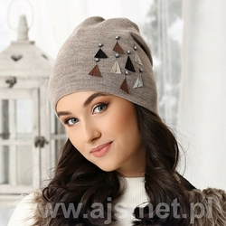 Ajs 38-630 czapka damska