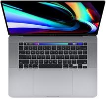 Apple macbook pro 16 touch bar: 2.3ghz i932gb1tbrp5500m4gb - space grey mvvk2zear1