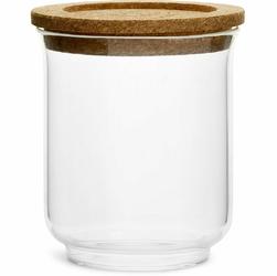 Szklany pojemnik kuchenny z korkową pokrywą Sagaform Nature SF-5017332