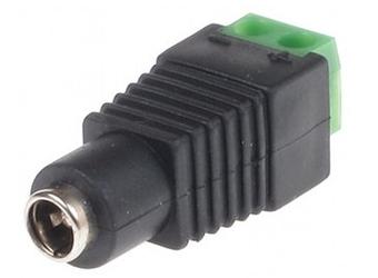 GNIAZDO SKRĘCANE G-55 2.15.5 GETFORT DO ZASILACZA CCTV - Szybka dostawa lub możliwość odbioru w 39 miastach