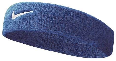Opaska frotka na głowę Nike Swoosh - NNN07402OS-402