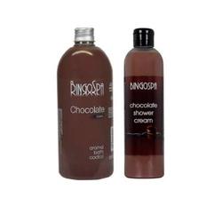Zestaw: czekoladowa kąpiel