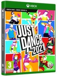 Ubisoft gra xonexsx just dance 2021