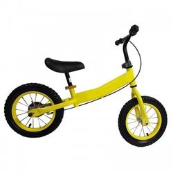 Rowerek biegowy dzieci rower 12 air żółty