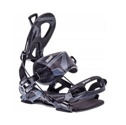 Wiązania snowboardowe sp fastec core black 2019