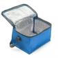 Torba termiczna z paskiem iglo niebieski